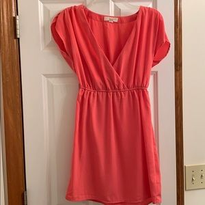 Pink dress. Very good condition